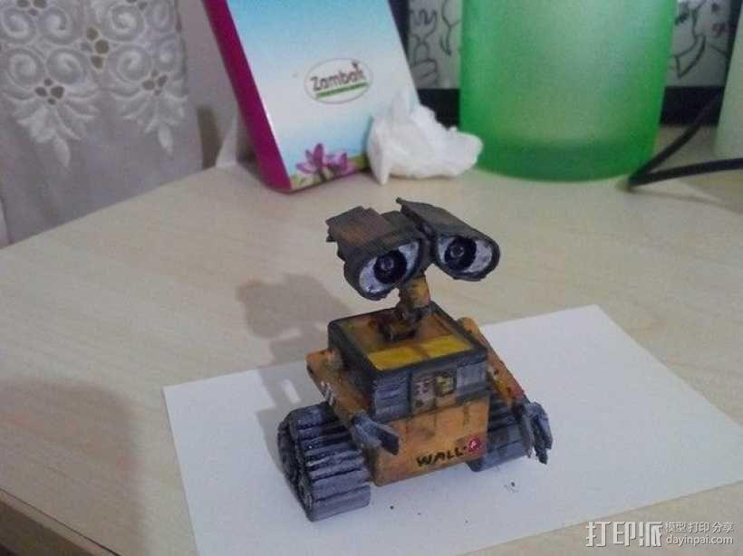 电影《机器人总动员》玩偶 3D模型  图7
