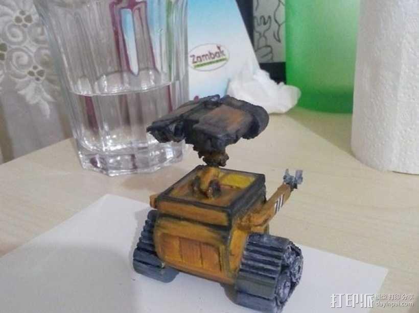 电影《机器人总动员》玩偶 3D模型  图8