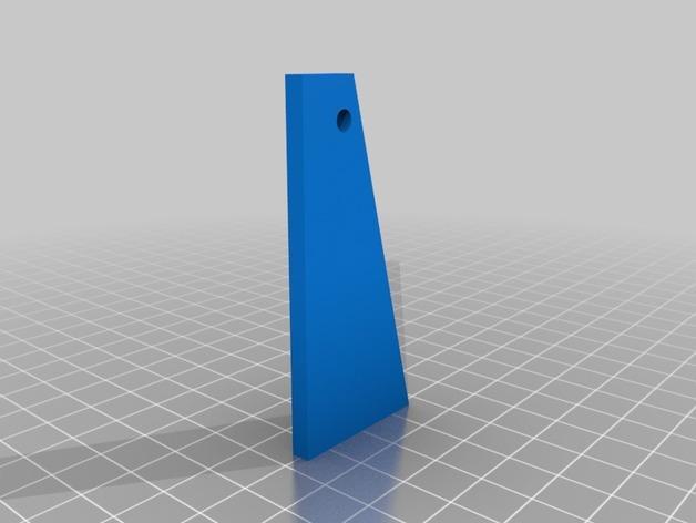 迷你跑步机装置 3D模型  图4