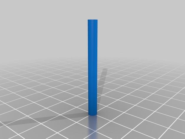 迷你跑步机装置 3D模型  图3