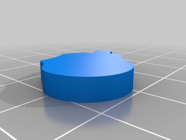 迷你跑步机装置 3D模型  图5