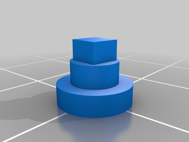 迷你跑步机装置 3D模型  图10