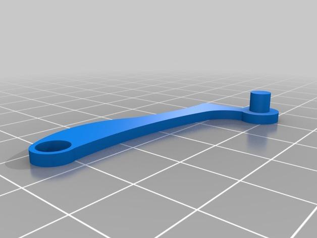 迷你跑步机装置 3D模型  图9
