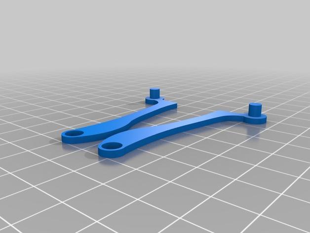 迷你跑步机装置 3D模型  图11