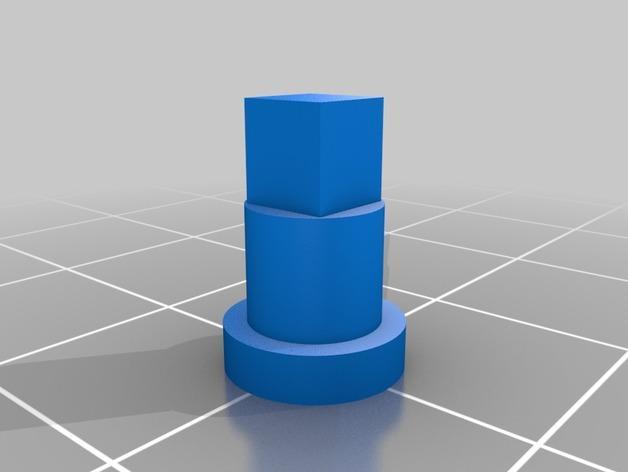 迷你跑步机装置 3D模型  图12