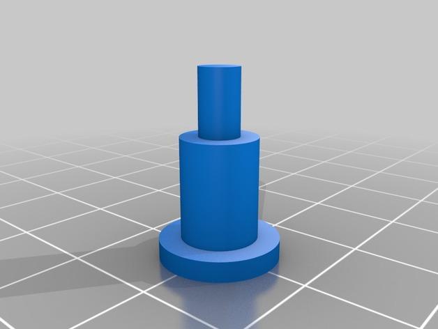 迷你跑步机装置 3D模型  图15