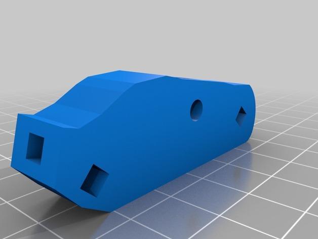 迷你跑步机装置 3D模型  图19