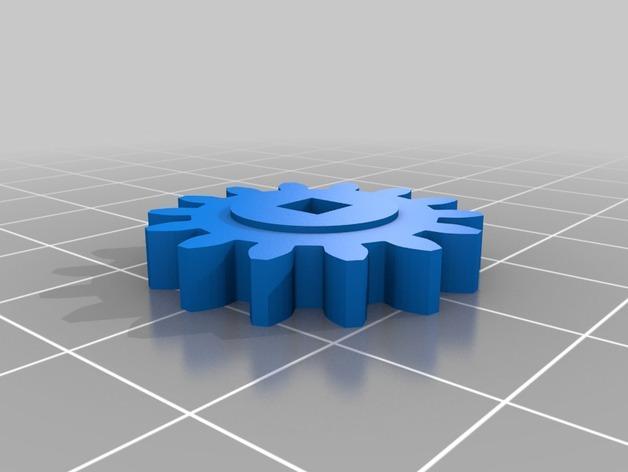 迷你跑步机装置 3D模型  图23