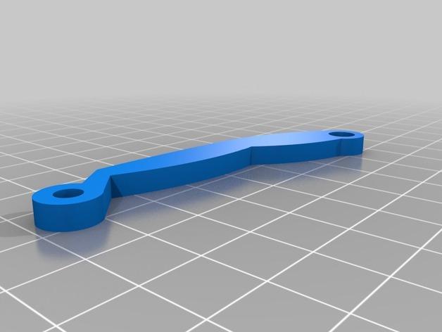 迷你跑步机装置 3D模型  图25