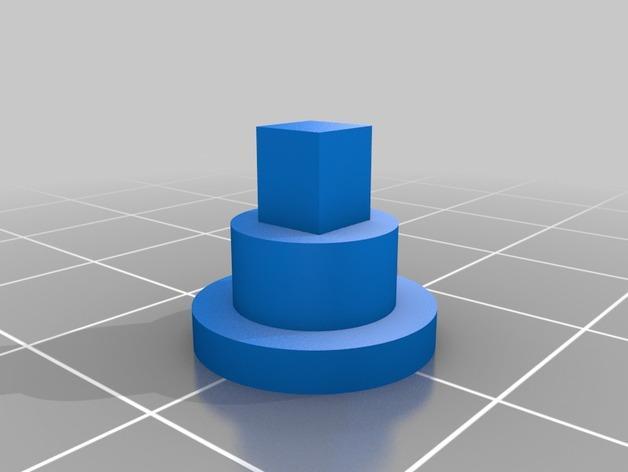 迷你跑步机装置 3D模型  图26