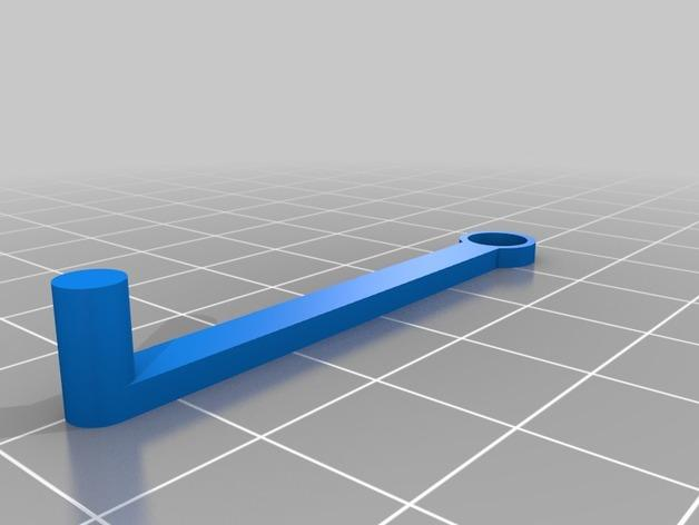 迷你跑步机装置 3D模型  图27