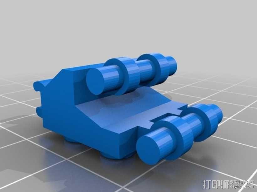 乐高积木玩具 3D模型  图9