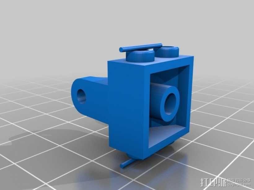 乐高积木玩具 3D模型  图11