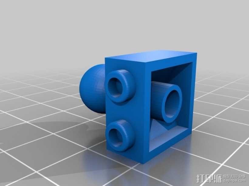 乐高积木玩具 3D模型  图12