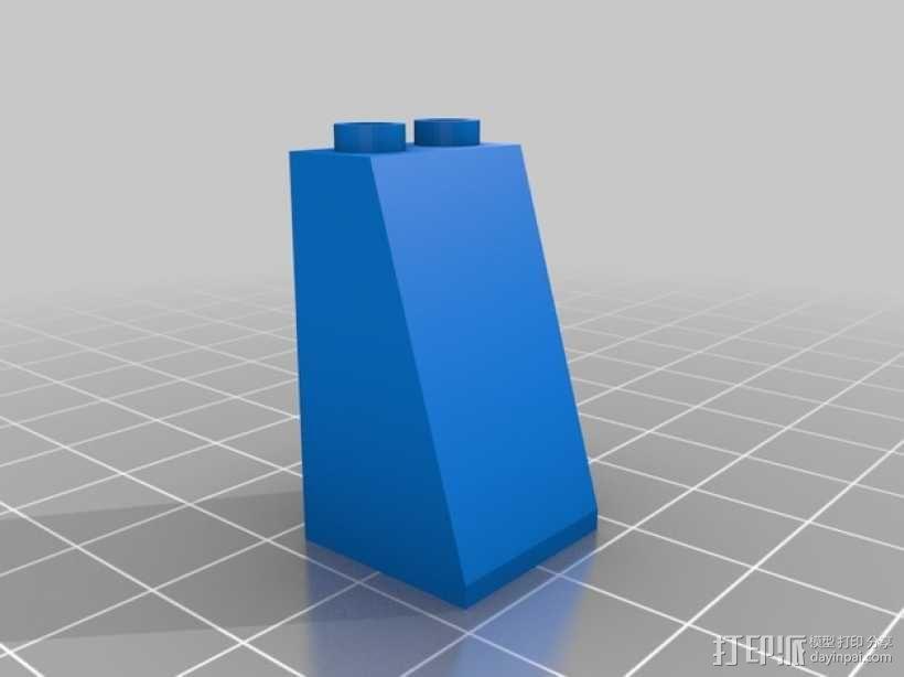 乐高积木玩具 3D模型  图14