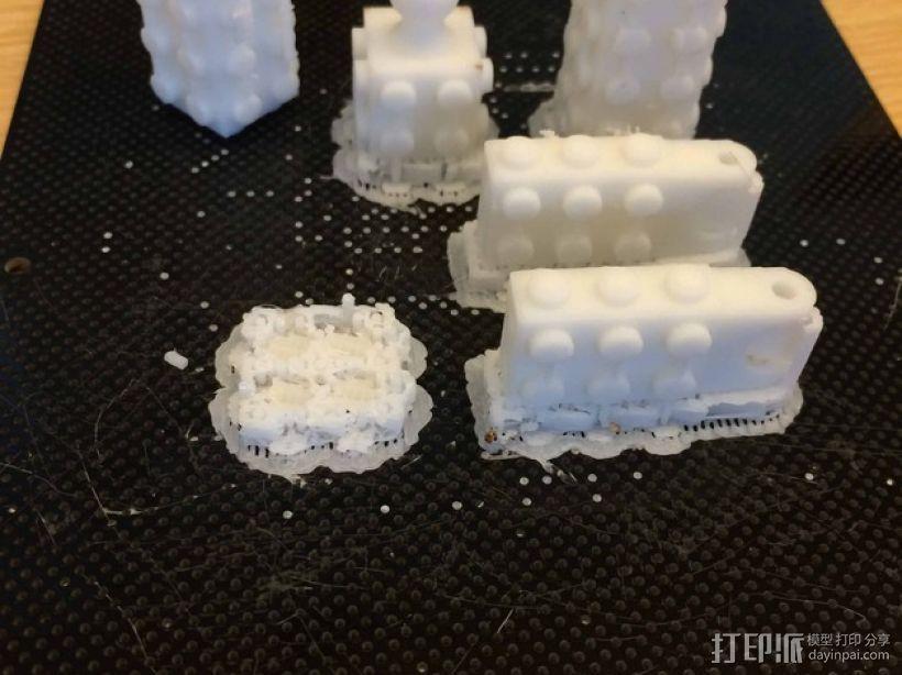乐高积木玩具 3D模型  图30