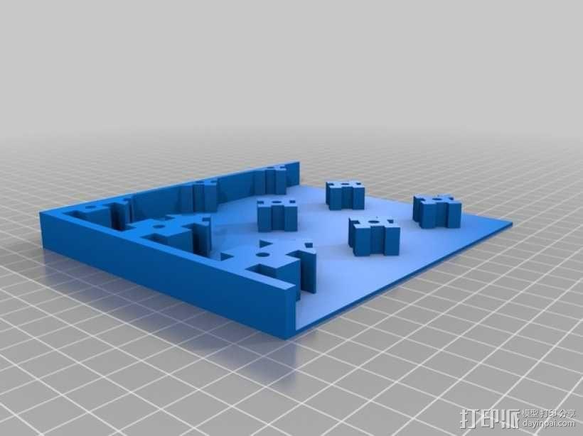 3D打印的迷你棋盘游戏 3D模型  图6