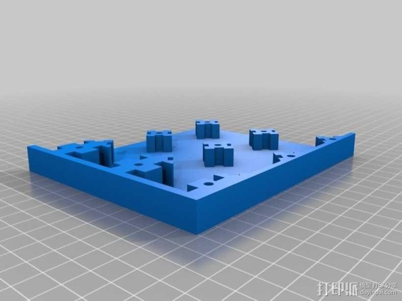 3D打印的迷你棋盘游戏 3D模型  图8