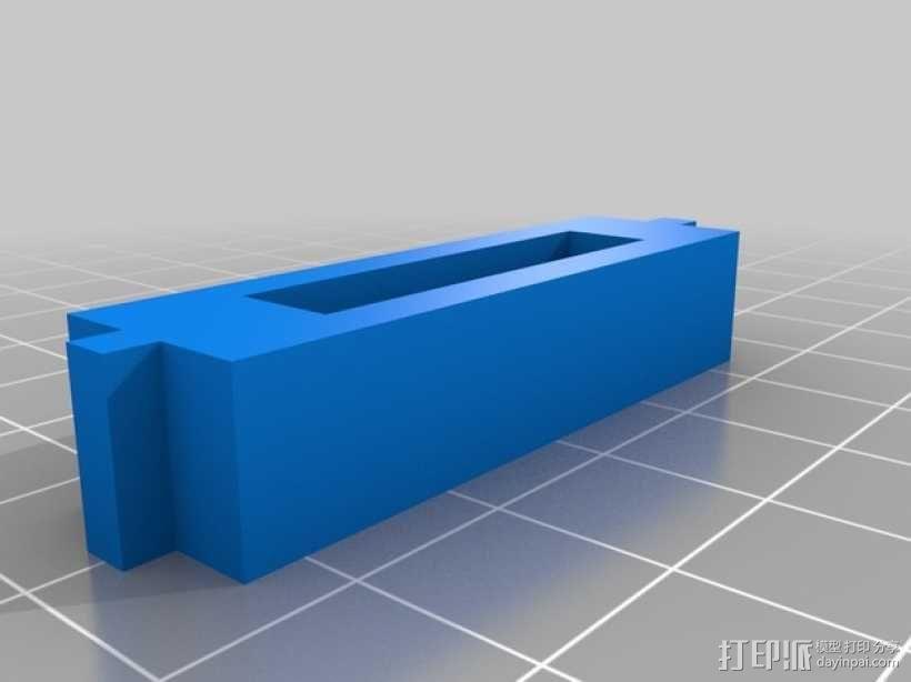 3D打印的迷你棋盘游戏 3D模型  图12