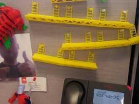 游戏坡道模型 3D模型