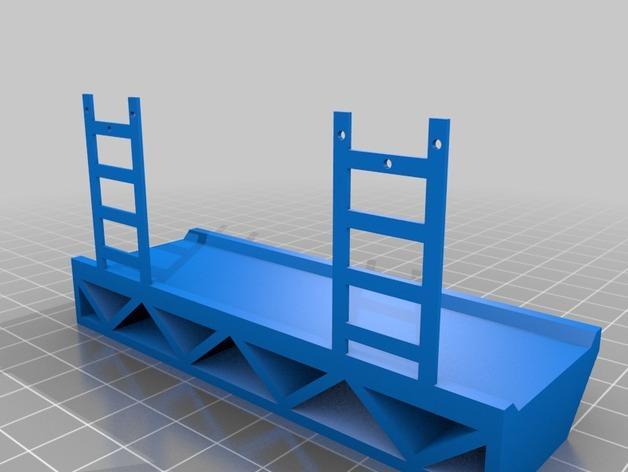 游戏坡道模型 3D模型  图2
