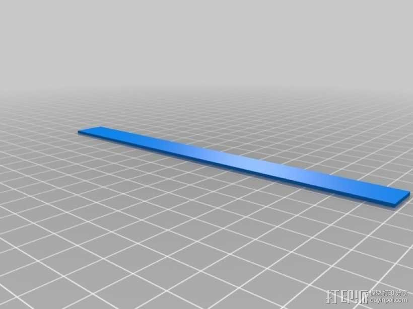 3D打印迷你飞机场模型 3D模型  图13