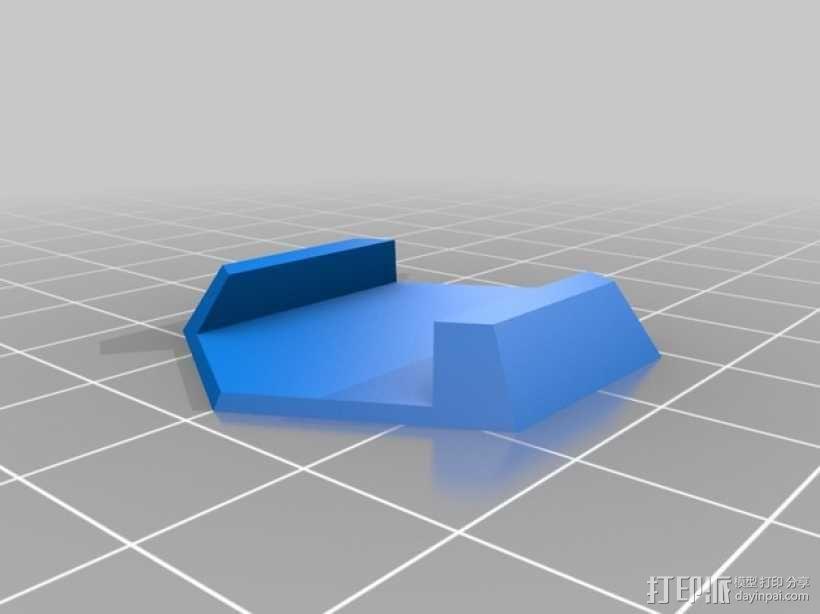 机甲战士迷你转换器模型 3D模型  图4