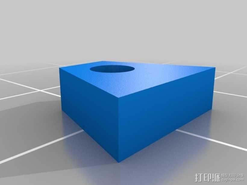 会跳舞的树精Groot 3D模型  图2