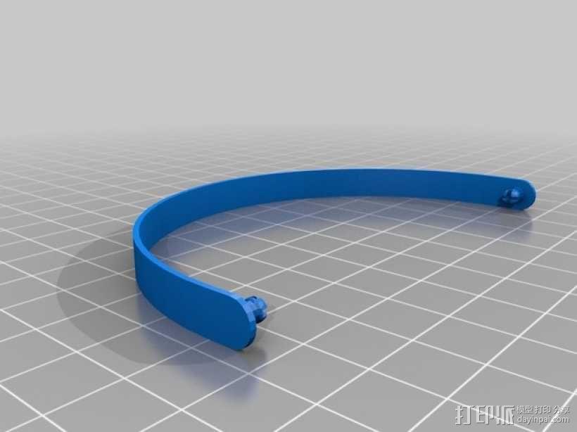 迷你水桶模型 3D模型  图3