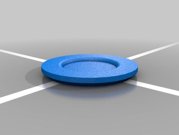 餐盘模型 3D模型  图1