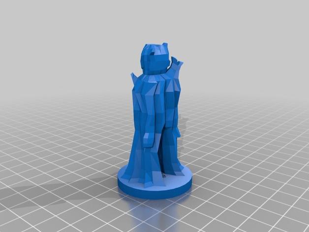 国际象棋棋子 3D模型  图8
