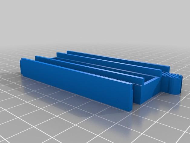 托马斯玩具配件 3D模型  图1