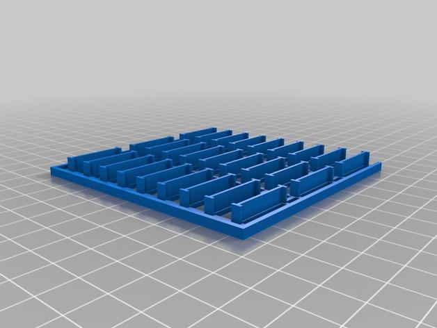 迷你托盘模型 3D模型  图2