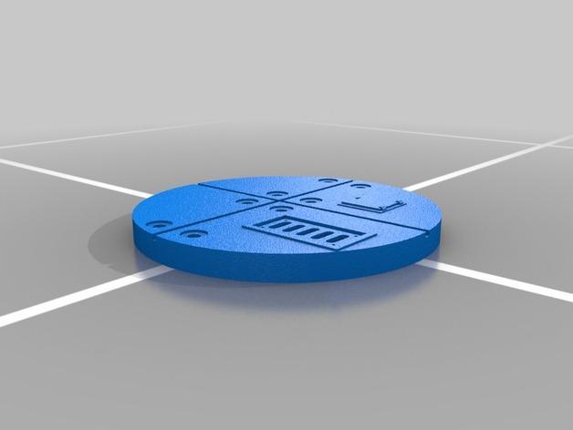 战争游戏的基地模型 3D模型  图6