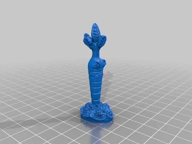 游戏《paranormal》中腐烂的蔬菜 3D模型  图2