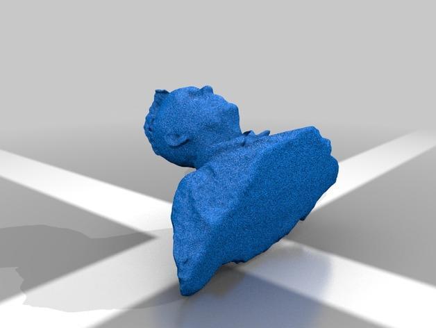人偶模型 3D模型  图1