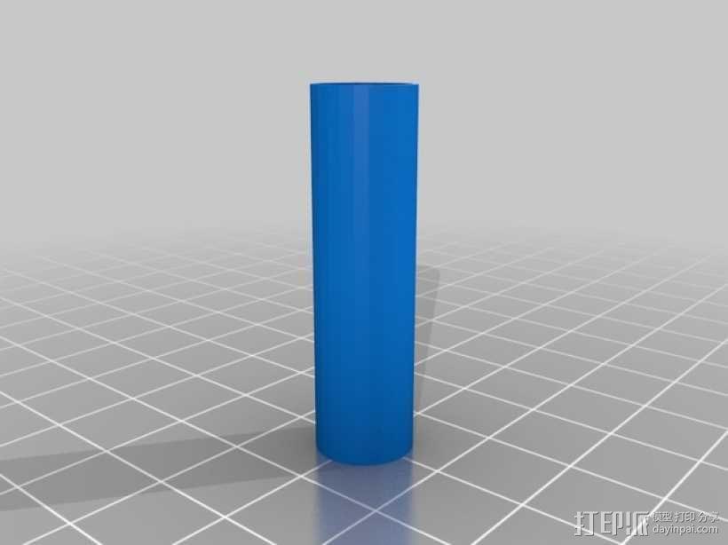水管模型 3D模型  图2