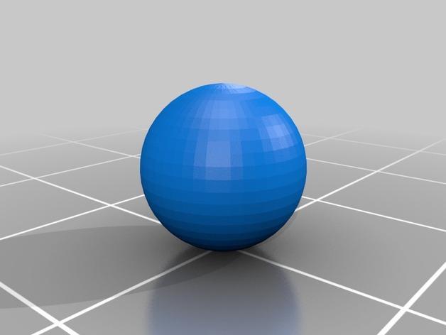 迷你弹珠模型 3D模型  图2
