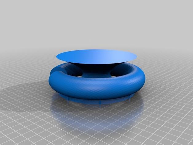 指环模型 3D模型  图2
