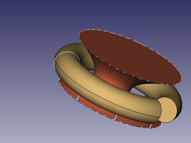 指环模型 3D模型  图3