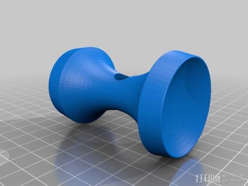 剑球剑玉模型 3D模型  图3