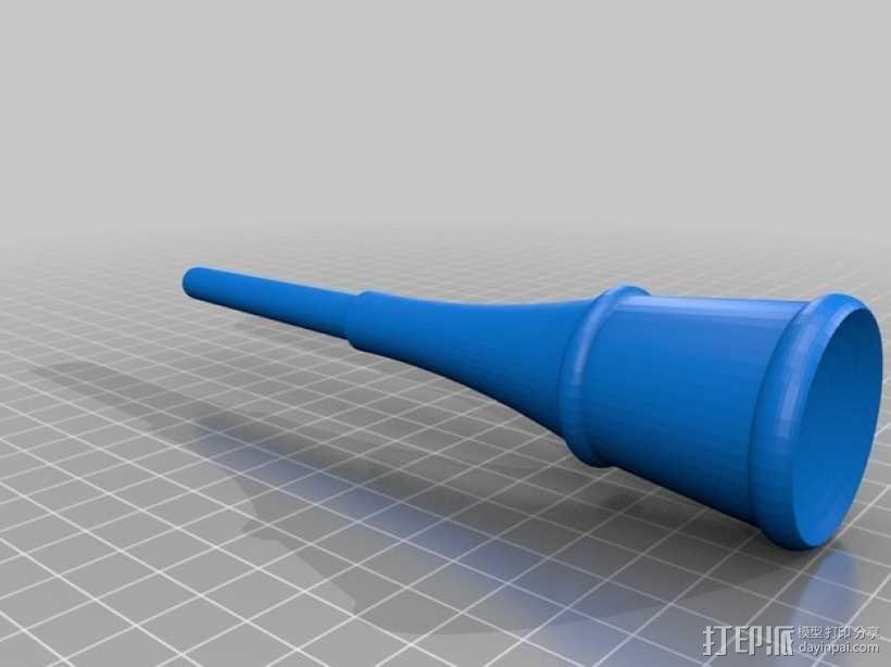 剑球剑玉模型 3D模型  图4
