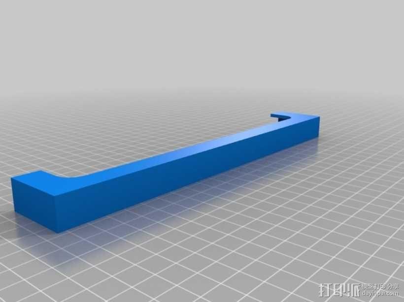 游戏手柄的支架 3D模型  图1