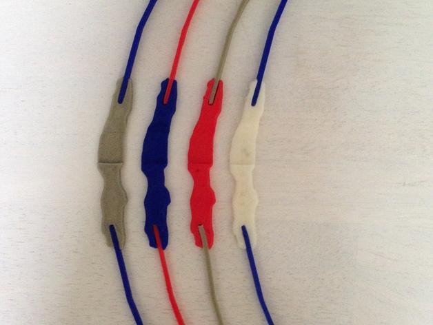 迷你箭弓模型 3D模型  图7