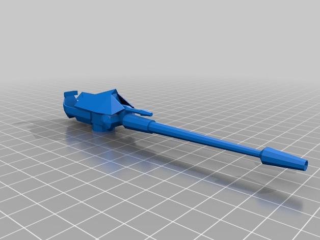 游戏《克隆战争》中的步行机 3D模型  图4