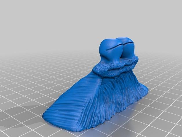 迷你玩偶模型 3D模型  图2