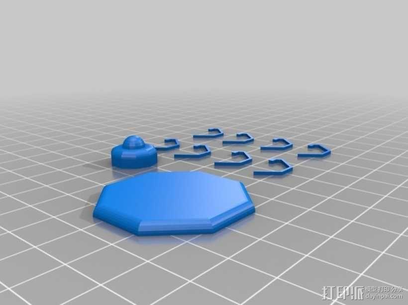 战略游戏《战争指挥官》模型 3D模型  图2