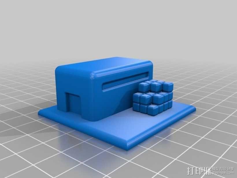战略游戏《战争指挥官》模型 3D模型  图28