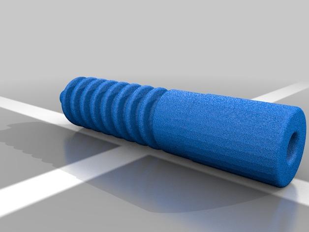 简易机械夹 3D模型  图6
