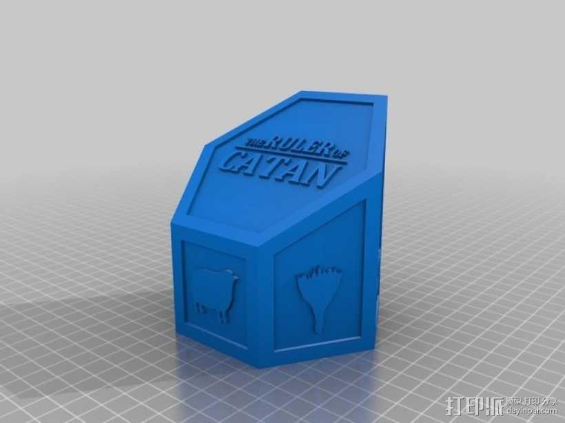 3D打印桌游奖杯 3D模型  图2